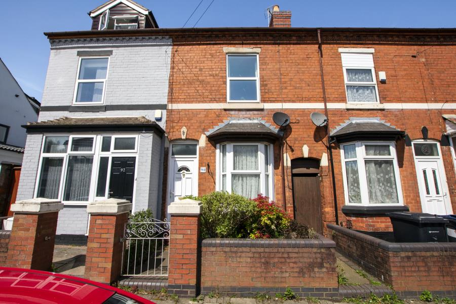 Exeter Road, Selly Oak, B29