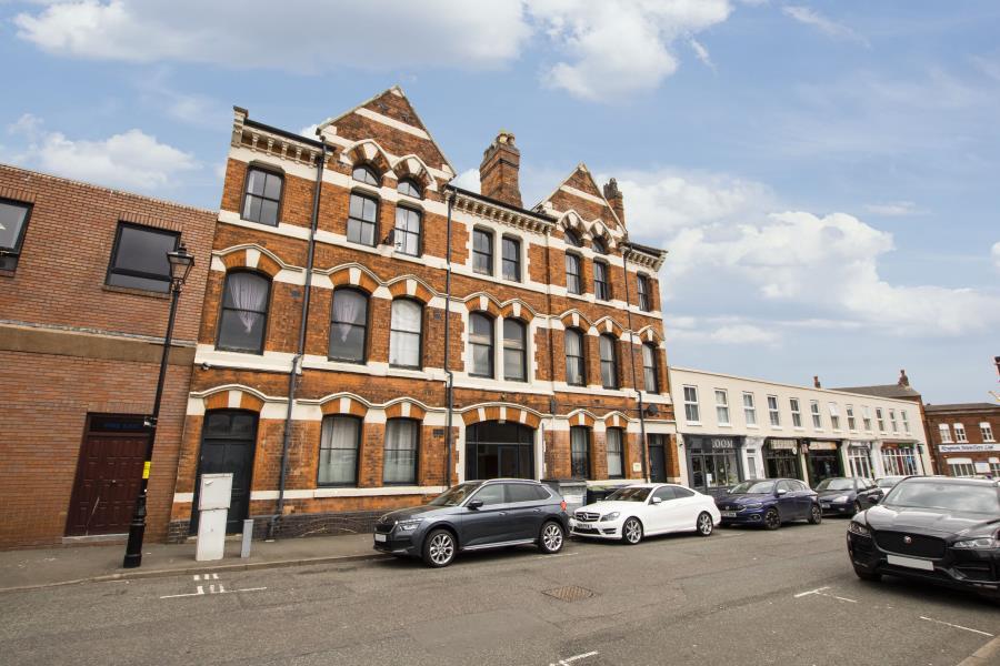 Princess House, Spencer Street, Jewellery Quarter, B18