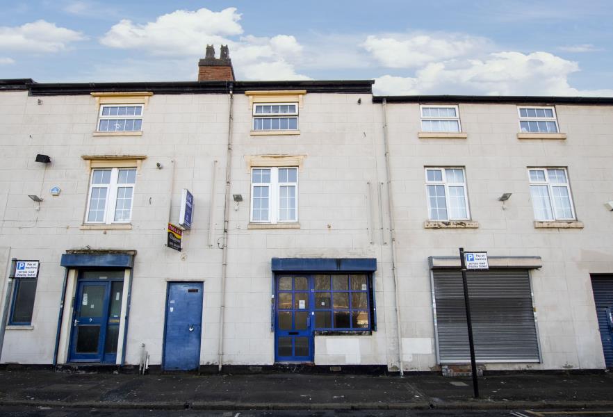 Mott Street, Jewellery Quarter, B19