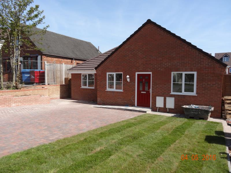 Plot 4 Anglesey Street (Bungalow), Hednesford property