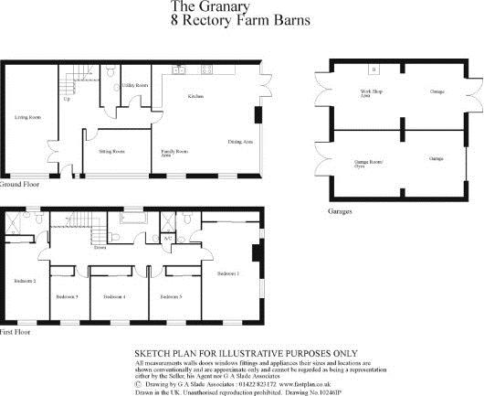 Rectory Farm Barns, Henley property image 12
