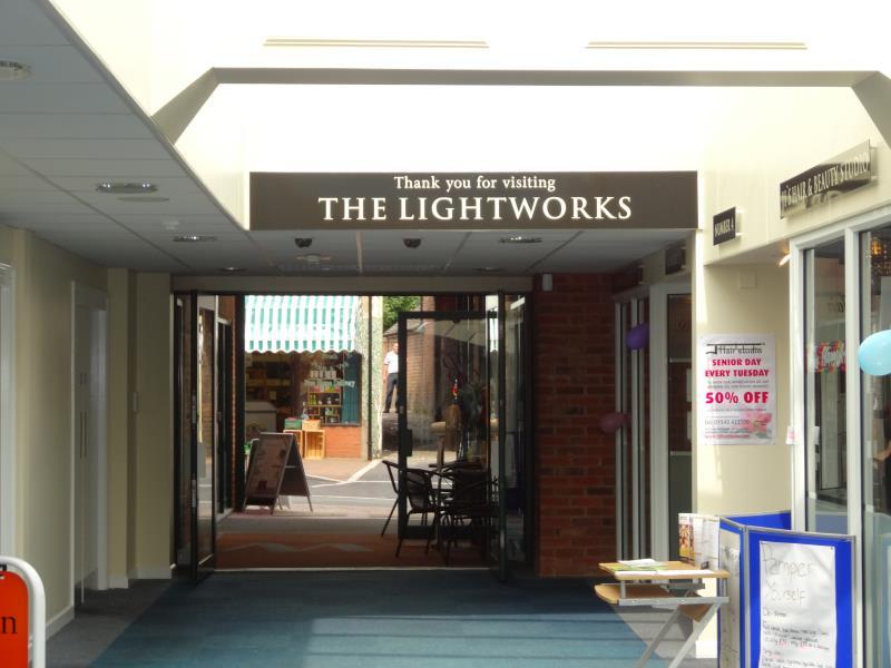 Units 14 -15, The Lightworks, Hednesford property image
