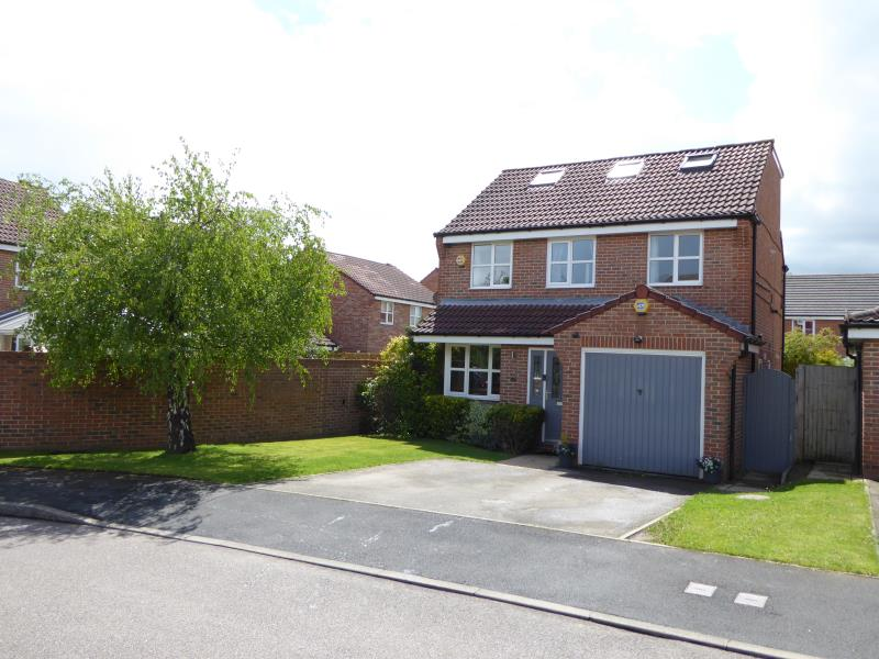 Property photo: Mowbray Chase, Woodlesford, LS26