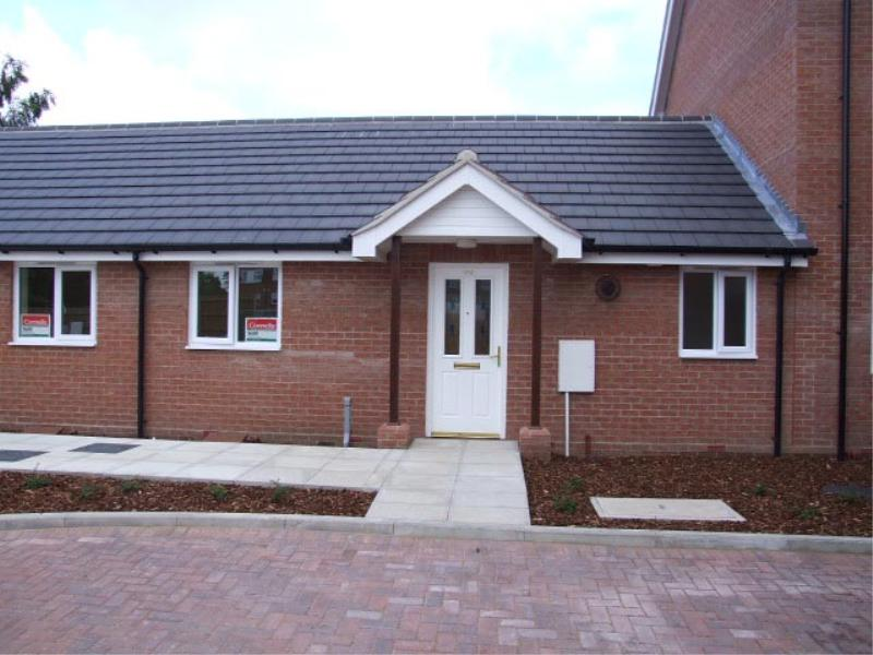 ST. LUKES COURT, FOXHALL ROAD property