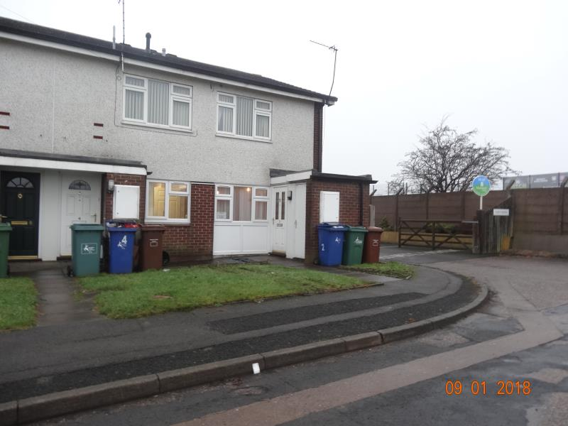 Lomax Road, Hednesford property